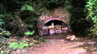 旧犬鳴トンネルに行ってみたら...