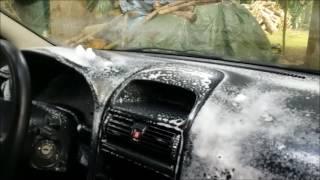 видео Материалы для перетяжки салона автомобиля