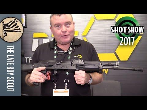 DDI's USA Made AK's Look SWEET! SHOT Show 2017