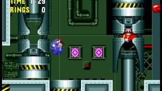 Sonic the Hedgehog - Vizzed.com Play final boss by John Mcain - User video