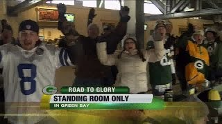 Fans brave cold to watch Packers take home a win
