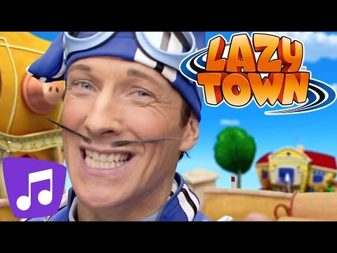 Lazy Town Deutsch | Energie | Musikvideo