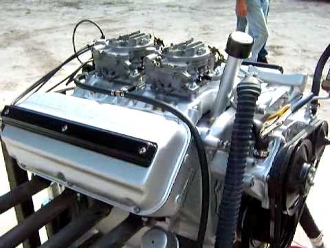 1958 392 Hemi Built By Acme Garage Venice Fl Youtube