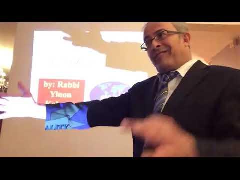 Rabbi Yinon Kalazan - Faith and Rationality Version II Most ingenious must watch!!!