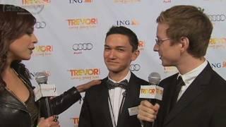 Trevor Live 2011 Red Carpet Livestream