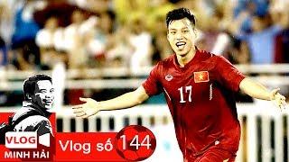 Vlog Minh Hải | Vũ Văn Thanh - chiến binh đa năng, tài năng và kỷ lục hiếm thấy