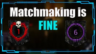 Will they fix the emblem and matchmaking soon? ~Dead by Daylight~