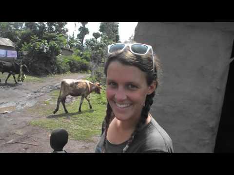 Tanzanian family visit