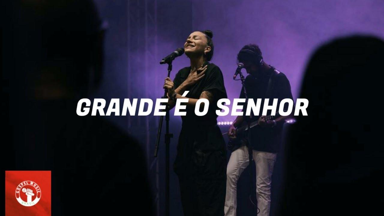 Priscilla Alcantara - Grande É o Senhor | Ao Vivo Na IIR