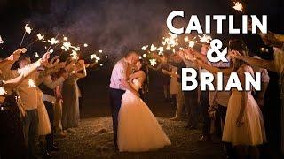 Caitlin and Brian Wedding 2016 / Bonnie Doone Farm / Jacksonville, Florida