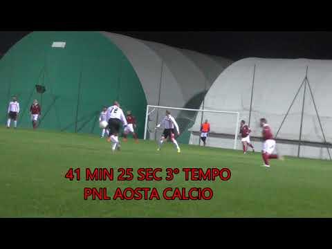 -2-0-ATHLETIC SAINT VINCENT VS PNL AOSTA CALCIO-CAMPIONATO FIGC-