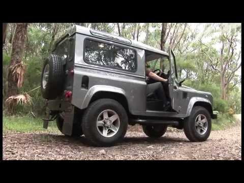 Land Rover Defender 90 2010   4WD   Drive.com.au