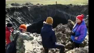 Документальный фильм 2014 Крупнейшие воронки на Ямале Смотреть онлайн бесплатно