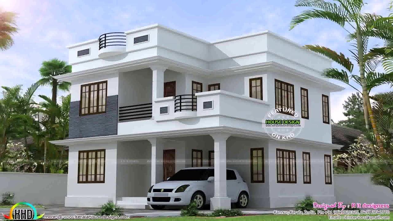 Small House Design Vietnam - YouTube