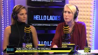 "Hello Ladies After Show w/ Crista Flanagan Season 1 Episode 8 ""The Drive"" 