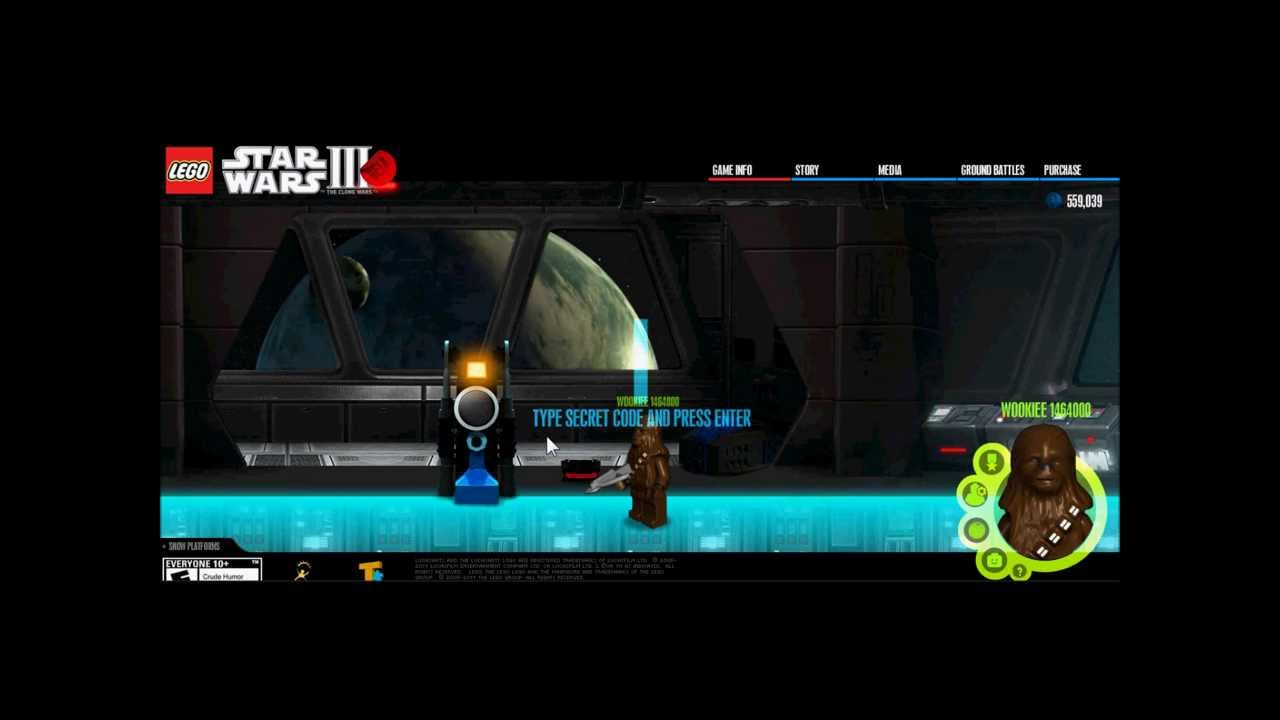 lego star wars 3 the clone wars beta cheat codes youtube. Black Bedroom Furniture Sets. Home Design Ideas