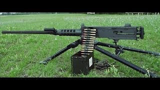 Browning M2 50 Cal Machine Gun