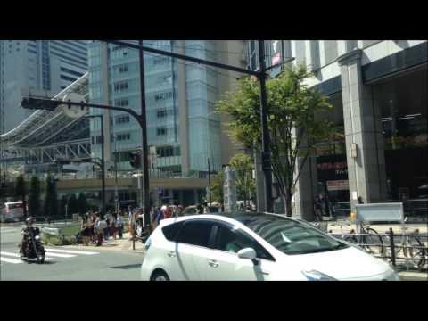 Osaka Bus Ride (Aphex Twin - Mookid)