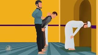 أحوال المأموم مع إمامه في الصلاة