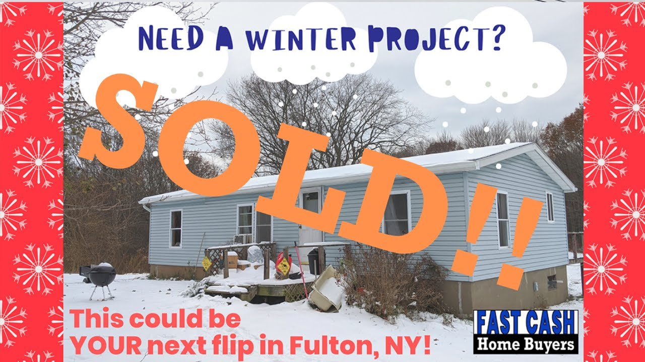 Your Next Flip in Fulton, NY! | Fast Cash Home Buyers