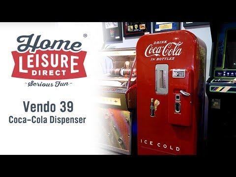 Vendo 39 Coca Cola Vending Machine (1949)