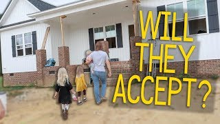 WE PUT IN AN OFFER! & Taking The Kids To See The House!