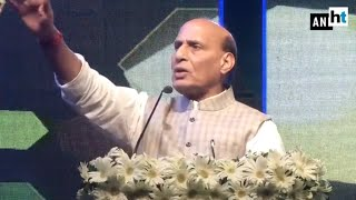 Religion-based politics will break Pak into pieces: Defence Minister Rajnath