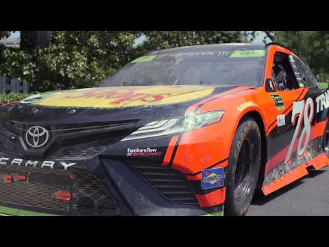 President Trump Welcomes the NASCAR Cup Series Champion Martin Truex Jr. and Team to the White House
