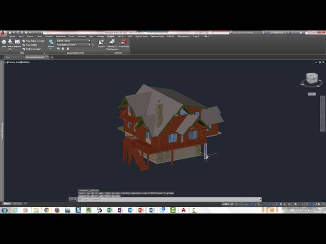 3D Printing With AutoCAD