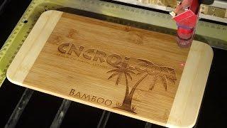 Custom Cutting Boards Engraving