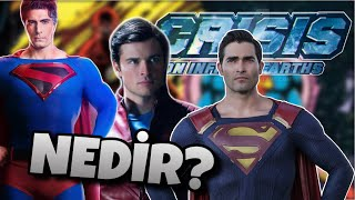 Crisis on İnfinite Earths NEDİR ? - (Arrow-The Flash-Supergirl-Legends of tomorrow-Batwoman)