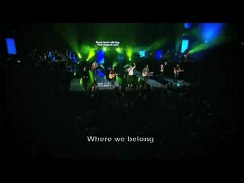 015 Where We Belong Hillsong 2008 Wz Lyrics And Chords Youtube