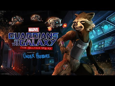 "Guardians Of The Galaxy (Telltale) - Let's Play - Episode 2: ""Under Pressure"" (FULL EPISODE)"