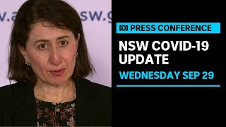 IN FULL: NSW records 863 local cases of COVID and 15 deaths | ABC News