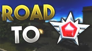Tanki Online - Road To Legend #1 New Account NO BUYING