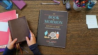 Book of Mormon Study Guide - Diagrams, Doodles, & Insights