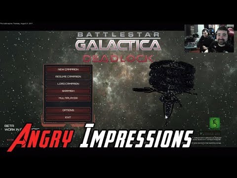 Battlestar Galactica Deadlock - Angry Impressions