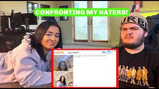 Confronting My Haters on Omegle! Part.2