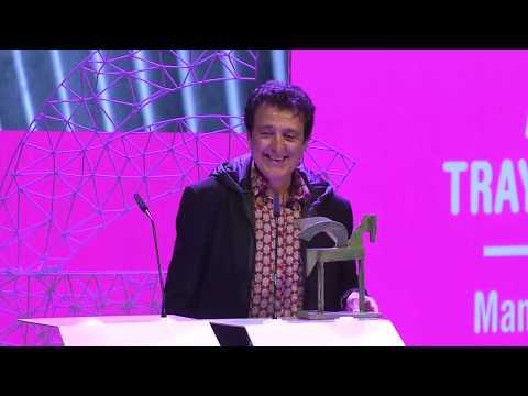 Manolo García, Premio a la Trayectoria | Premios Ondas 2018