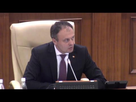 Şedinţa Parlamentului Republicii Moldova 20.07.2017