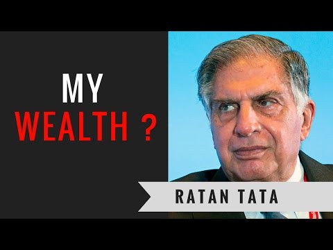 Why Mukesh Ambani is the Richest Person & not Ratan Tata