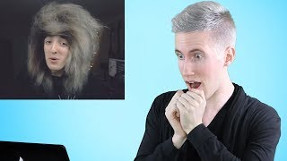 HAIRDRESSER REACTS TO EMO/SCENE HAIR TUTORIALS! | socialrepose