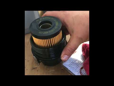 2016 4Runner Oil Change DIY