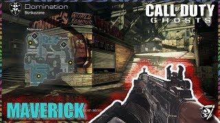 """COD:GHOST """"MAVERICK"""" - Double KEM(1 colis)!! - Sur Strikezone 24/7 - De Retour... #13"""