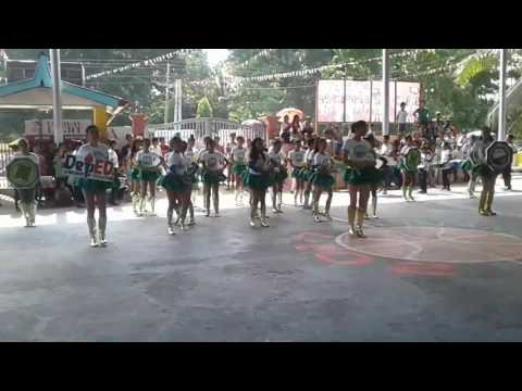 Naawan national high  school drumcorp. .