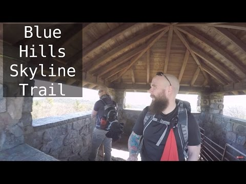 Hiking the Blue Hills | Skyline Trail
