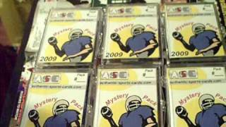 ASC Football Mystery Packs + Bonus - 5 Available - $35/pack - 6 GU or AU & 2 Serial #