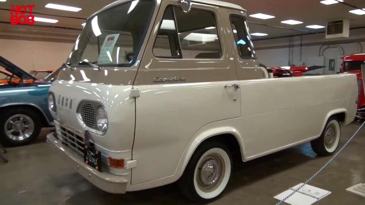 1962 Ford Econoline Youtube