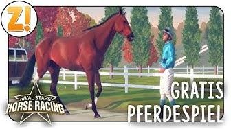 Rival Stars Horse Racing: PFERDE RENNEN UND ZUCHT! [GRATIS HANDYSPIEL]