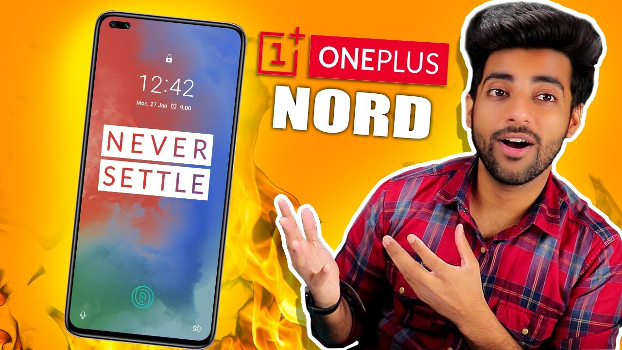 OnePlus Nord 5G - what's coming ? 🔥